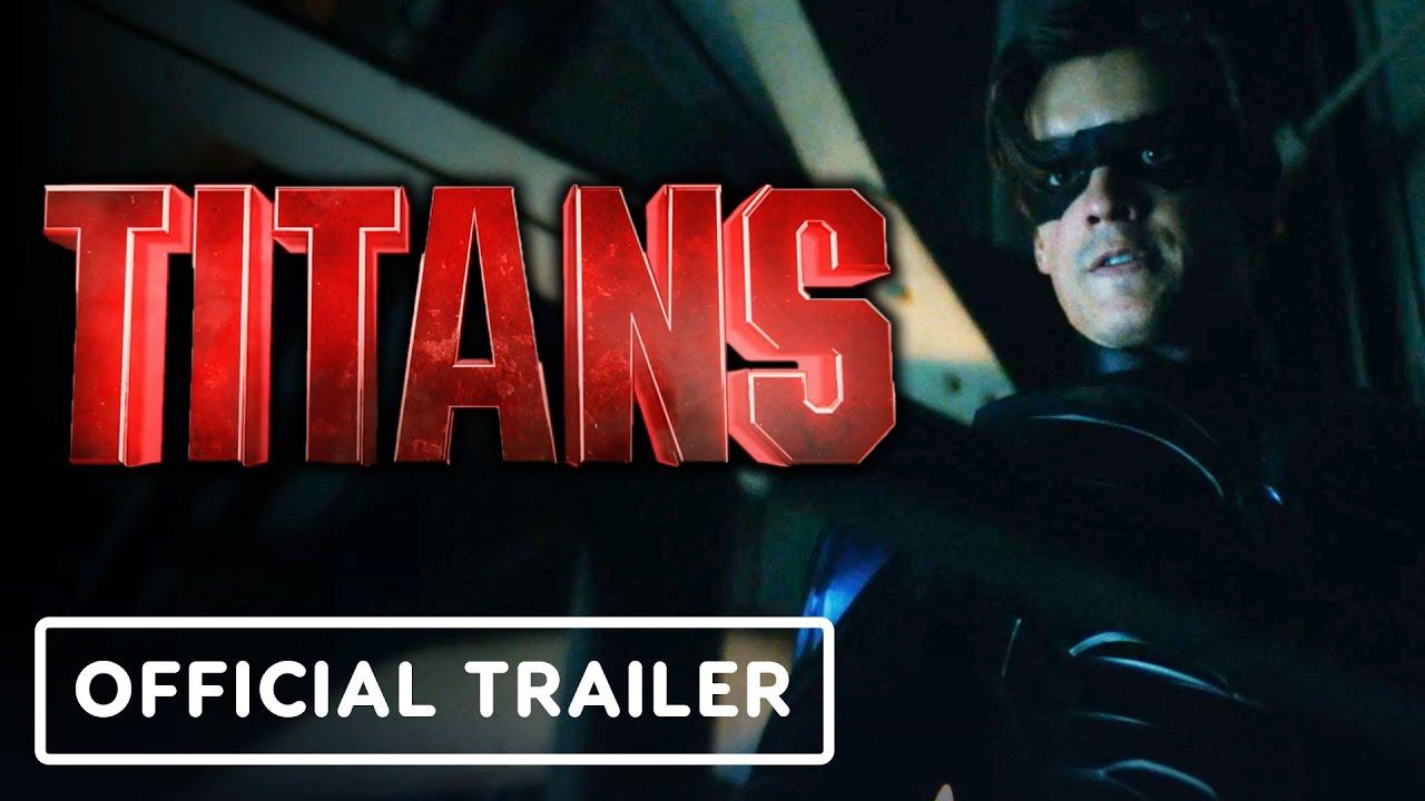 Titans Season 3 – Official Trailer