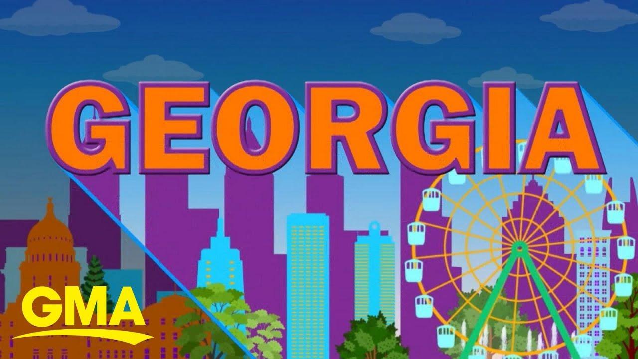 TJ Holmes highlights Georgia businesses during run through Atlanta l GMA