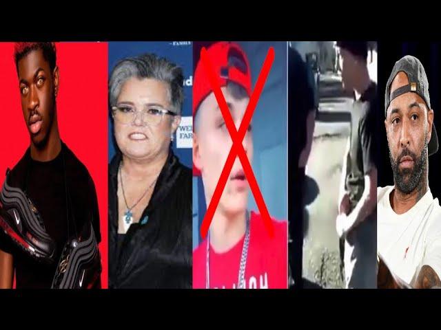 Today I got time cuz drama~Nas X's new video~Lovelyjoe's podcast drama~Rosie blasts Whitney Houston