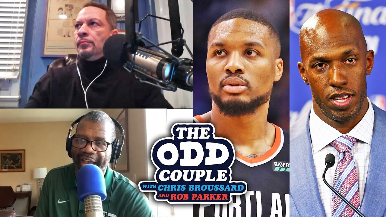 Trail Blazers Could Lose Damian Lillard in Backlash Over Hiring of Chauncey Billups | THE ODD COUPLE