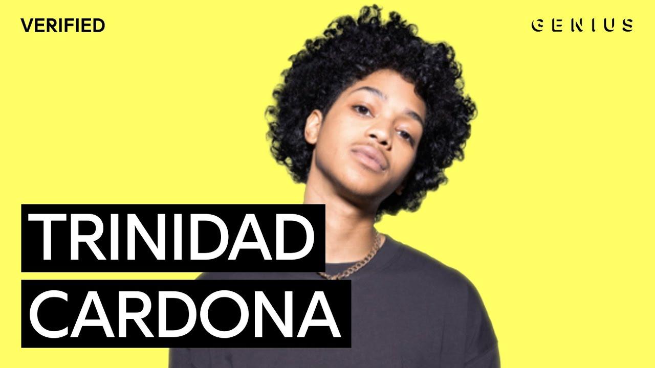 "Trinidad Cardona ""Dinero"" Official Lyrics & Meaning   Verified"