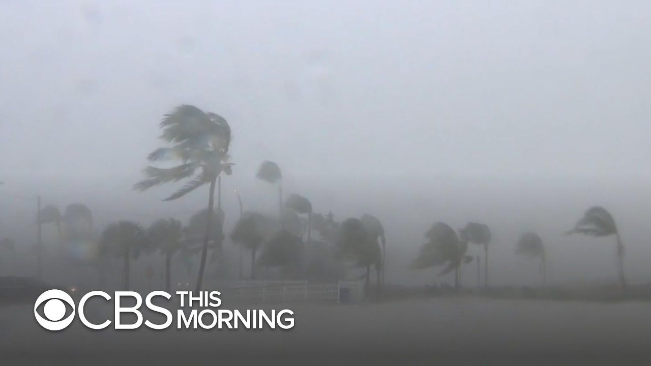 Tropical Storm Elsa bears down on Florida packing heavy rain, strong winds