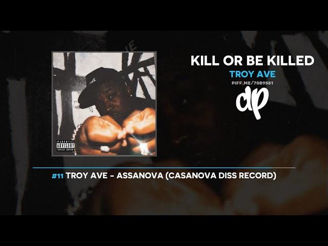 Troy Ave – Kill Or Be Killed (FULL MIXTAPE)