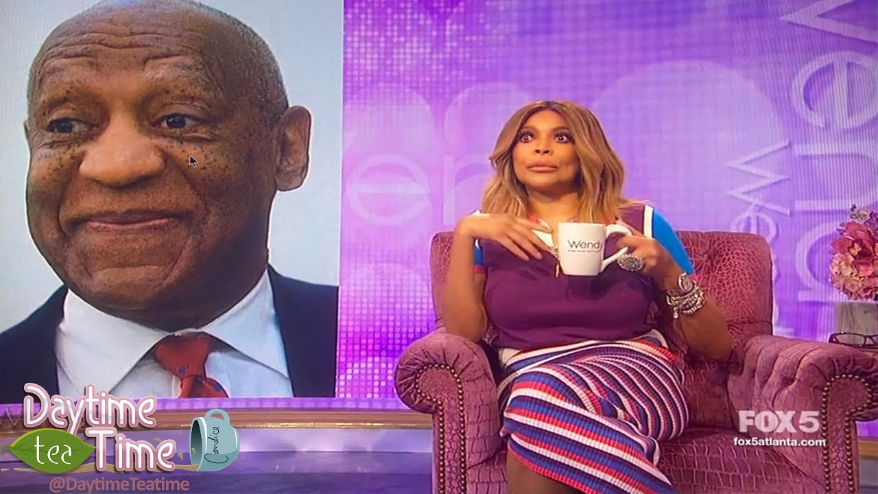 Wendy Williams FORCED to apologize to Bill Cosby, Phylicia Rashad DEFENDS Bill + Janet Hubert & MORE