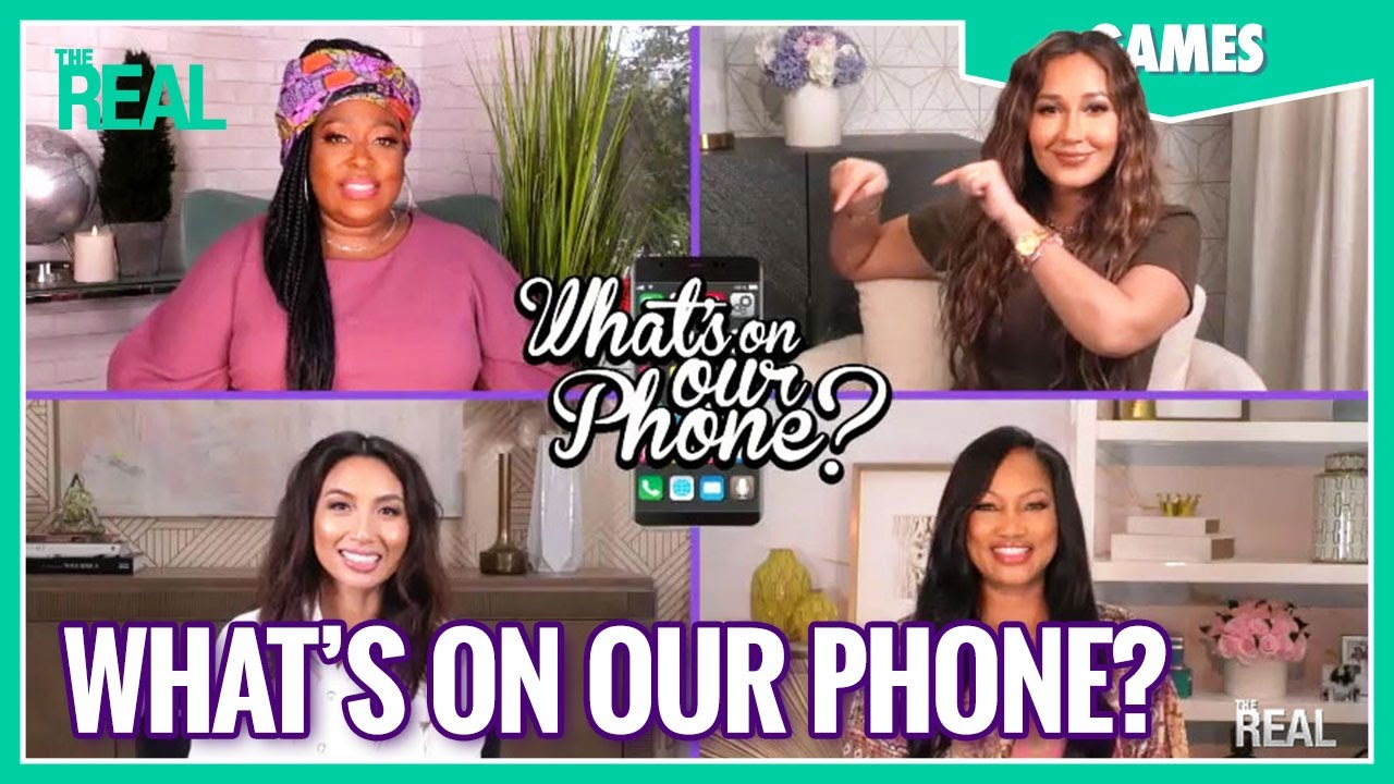 What's On Our Phone?