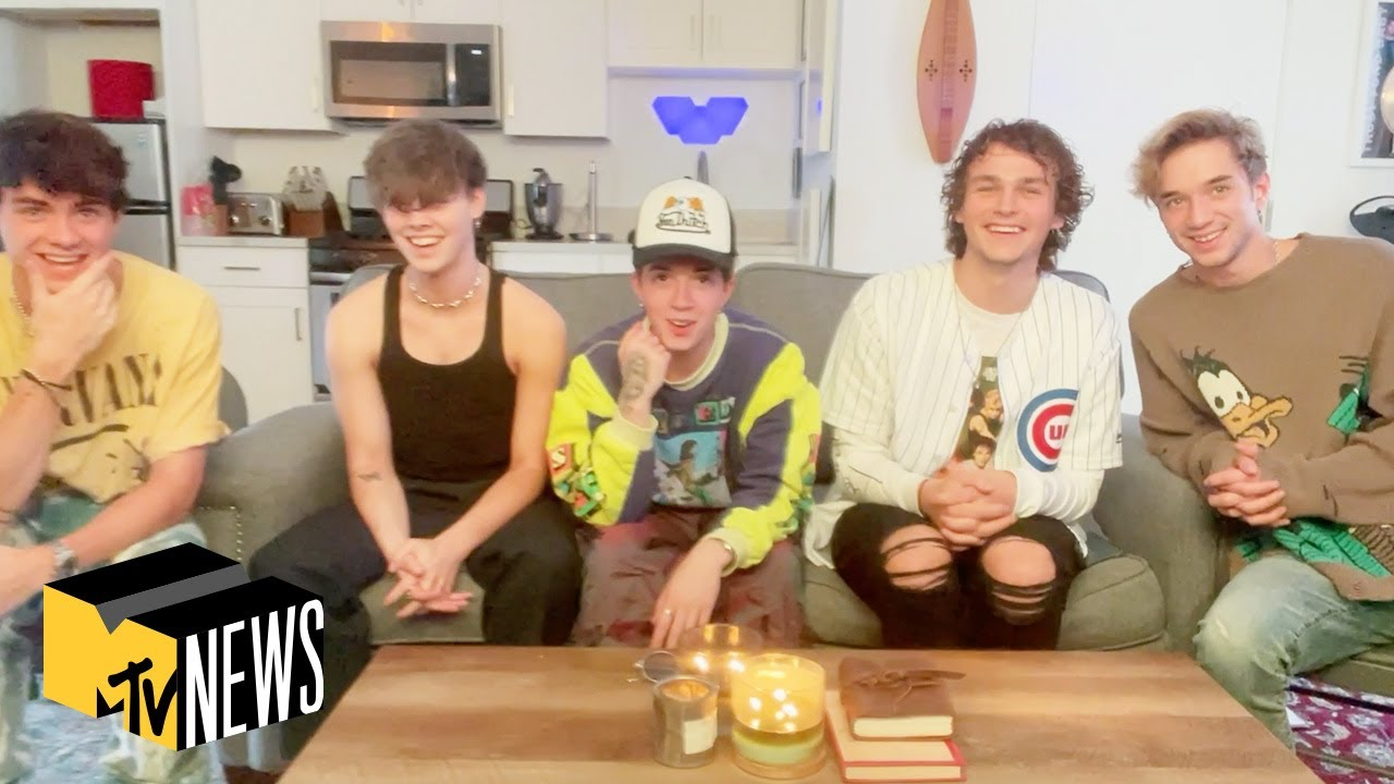Why Don't We: Top 5 Good Times & Bad Times From Their Music Video Sets | MTV News