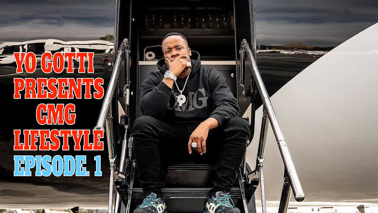 YO GOTTI SHOWS HOW HIS RECORD LABEL CMG IS LIVING