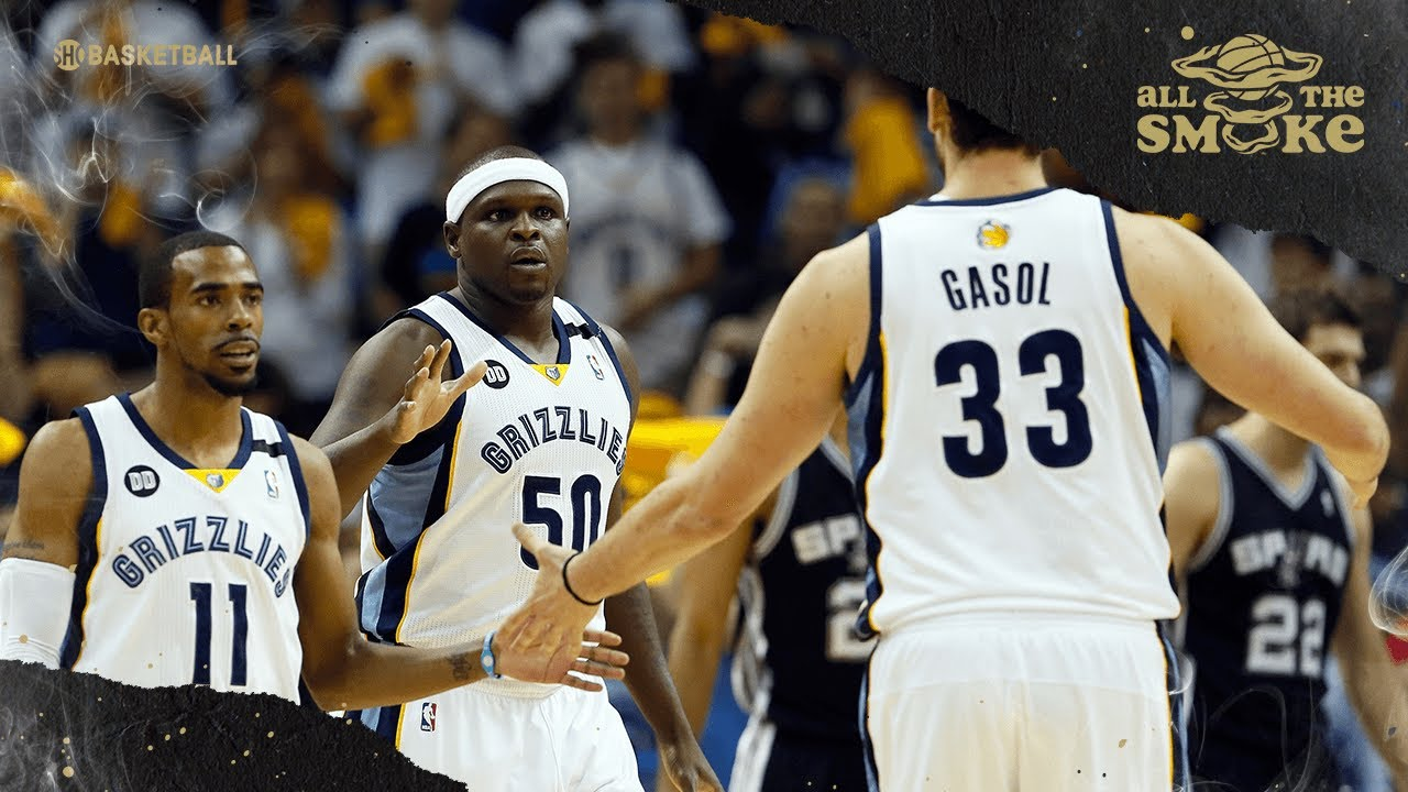 Zach Randolph Opens Up About His Time W/ The Grizzlies & Blake Griffin Beef | ALL THE SMOKE
