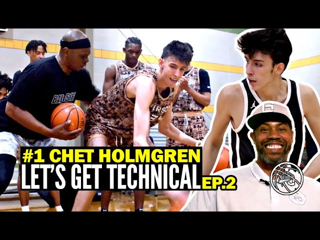 #1 Prospect Chet Holmgren Opens Up About His Journey w/ NBA Legends Sheed & Bonzi | LGT Ep.2