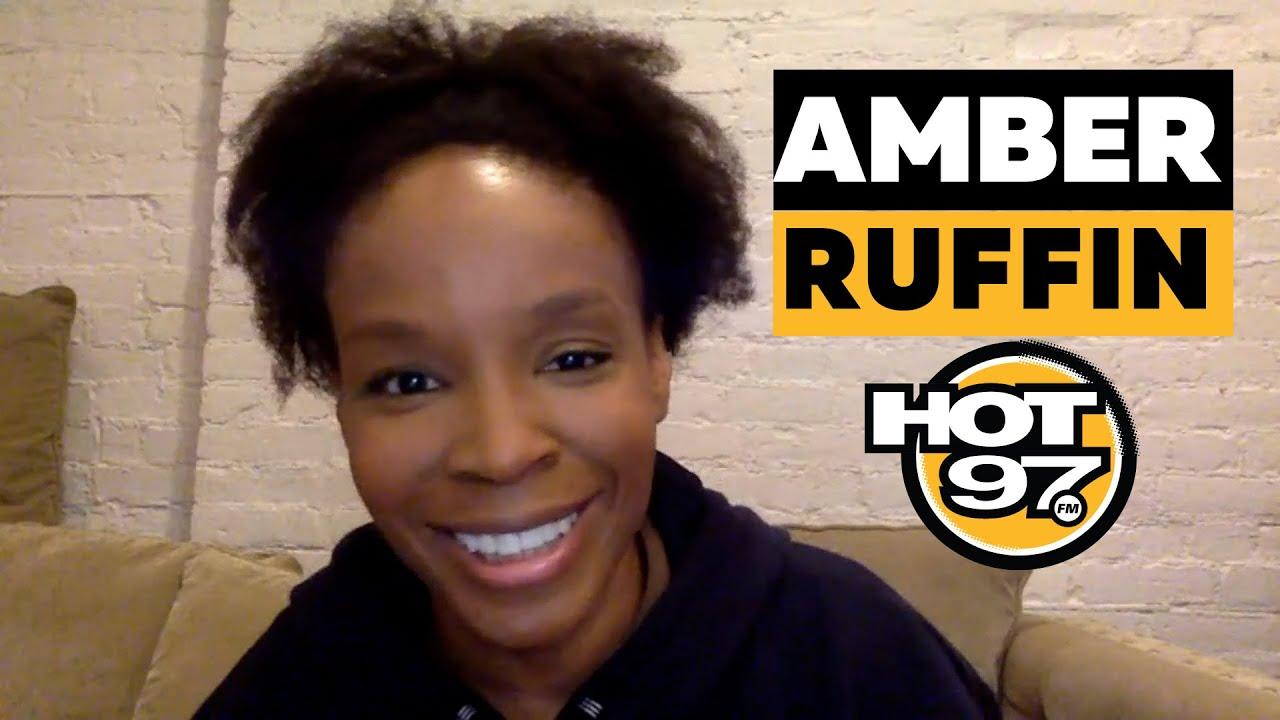 Amber Ruffin On 'White History Month' Skit, SNL Audition, + Black Women In Improv