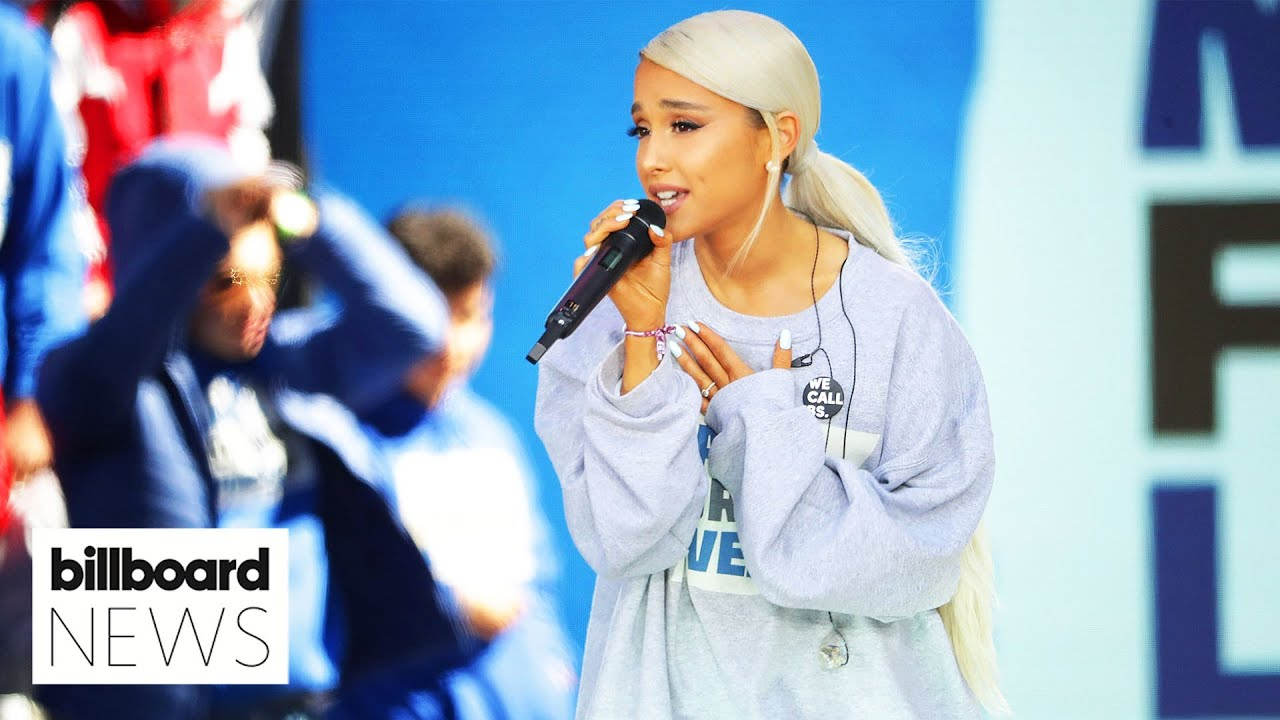 Ariana Grande Gives Away $1 Million Dollars Worth in Free Therapy to Fans I Billboard News