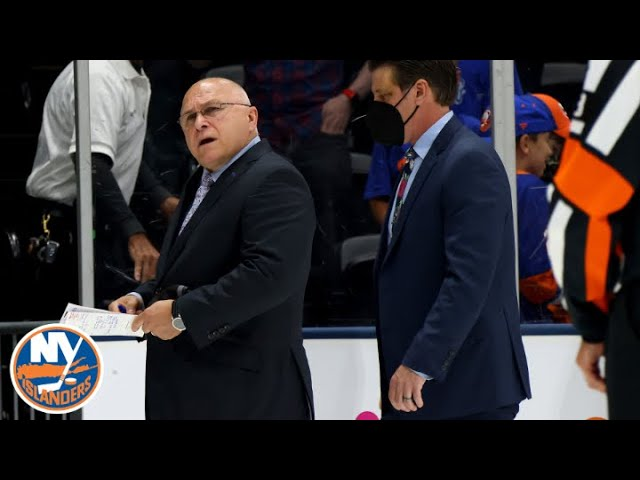 Barry Trotz Reacts To Game 4 Win vs Lightning | New York Islanders