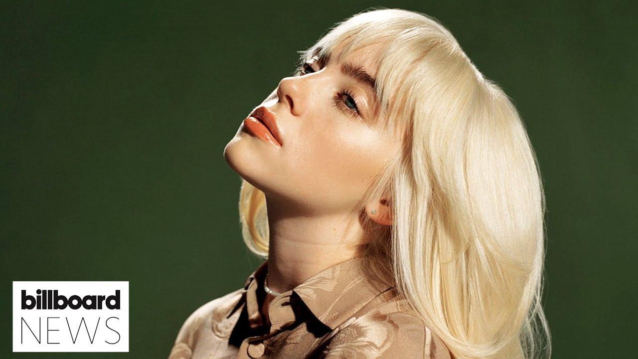 Billie Eilish Announces New Single 'NDA' | Billboard News