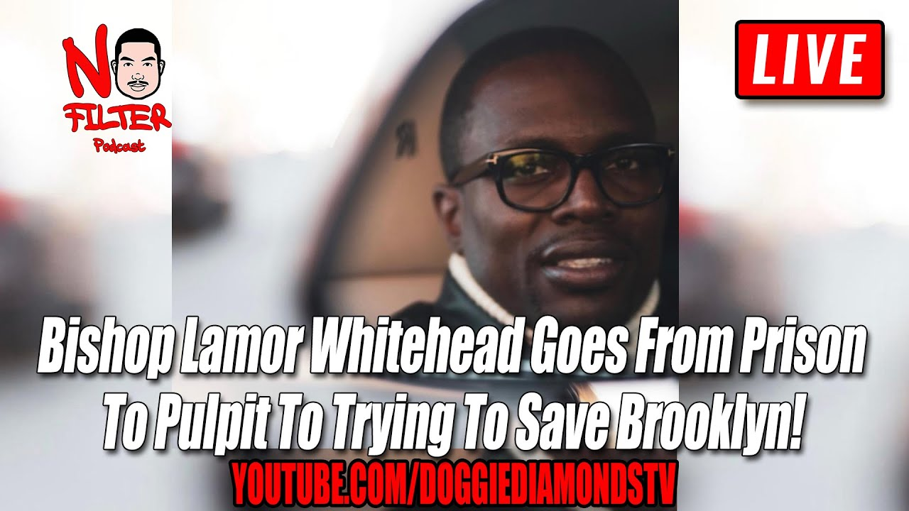 Bishop Lamor Whitehead Goes From Prison To Pulpit To Trying To Save Brooklyn!