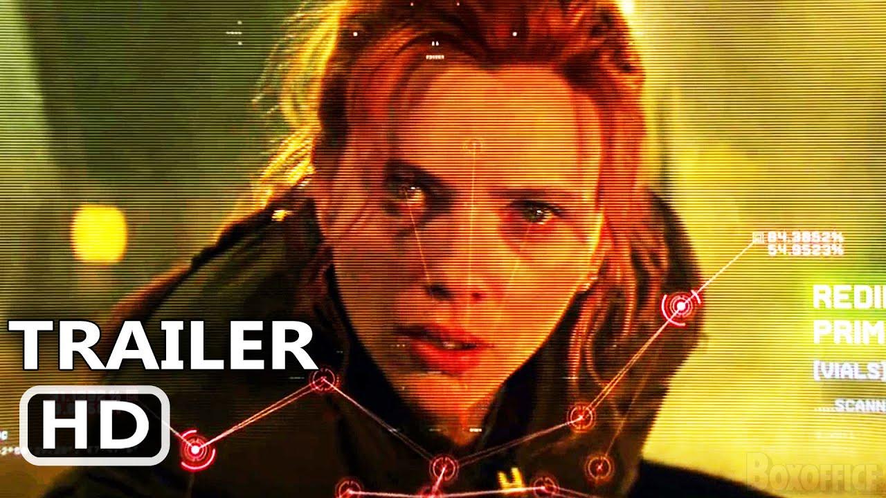 "BLACK WIDOW ""Natasha VS Taskmaster"" Trailer (NEW, 2021)"