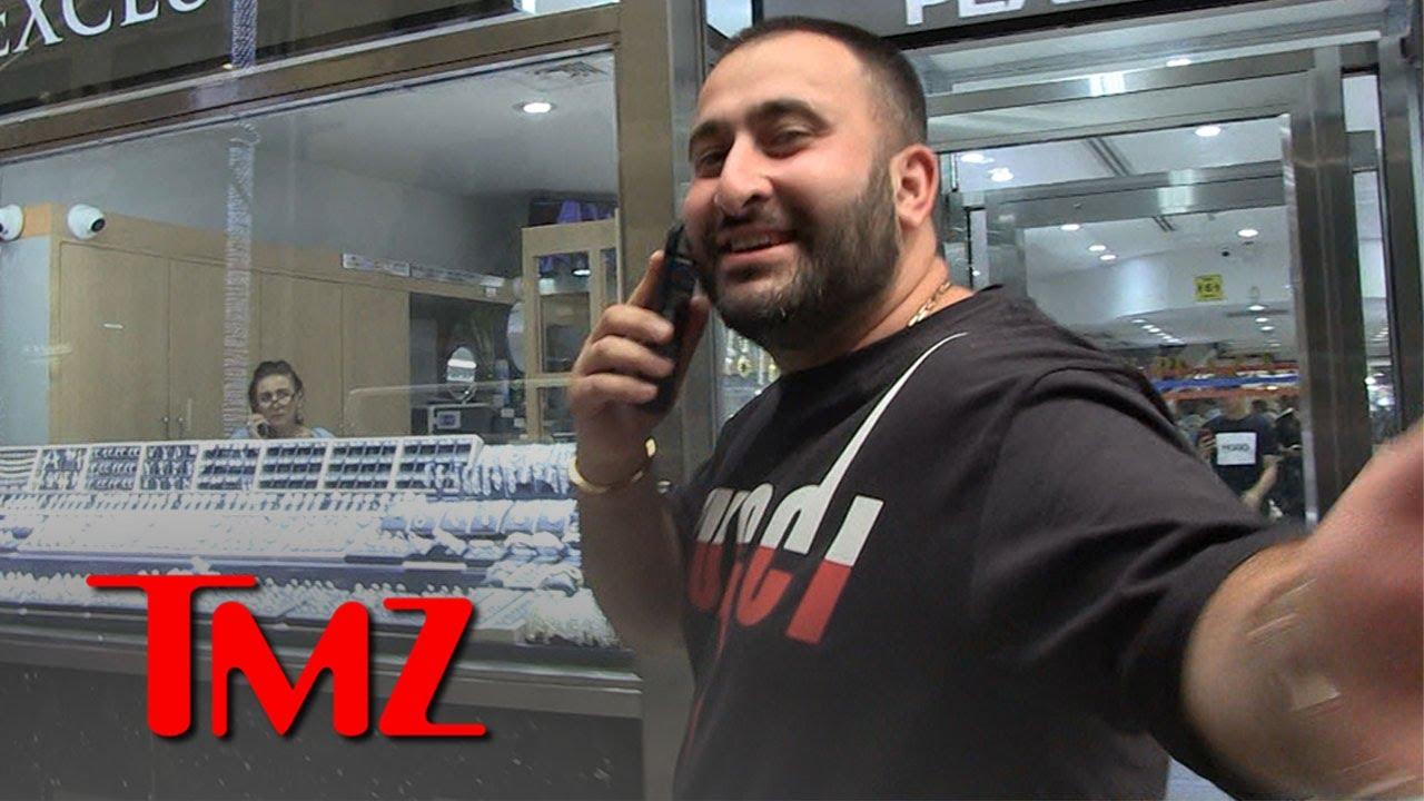 Blueface's Jeweler Says Rapper Doesn't Owe Him Money, Trashes Tekashi69   TMZ