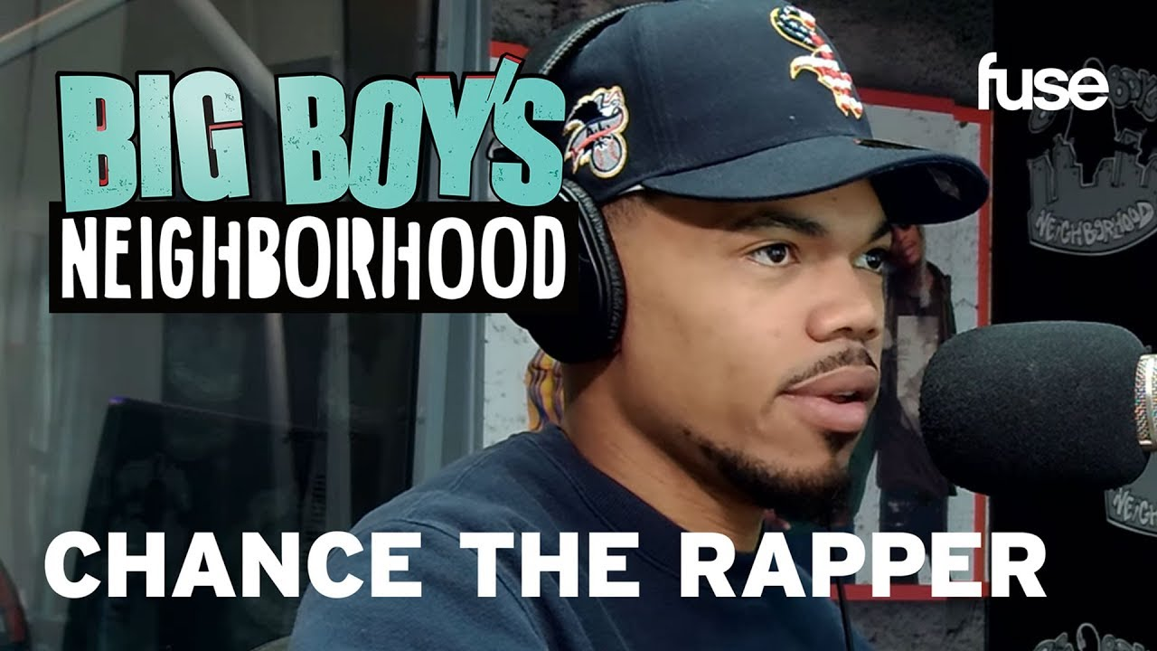 Chance The Rapper Shares What Marriage Has Taught Him | Big Boy x Fuse