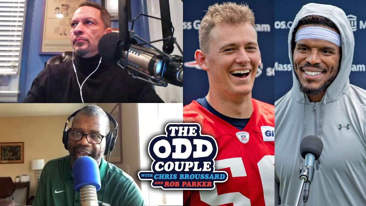 Chris Broussard & Rob Parker – How Should the Patriots Handle Their Quarterback Situation?