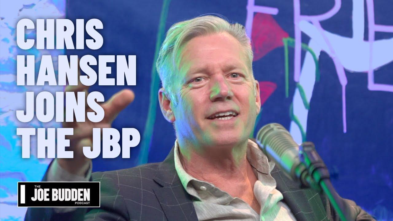 Chris Hansen Joins The JBP | The Joe Budden Podcast