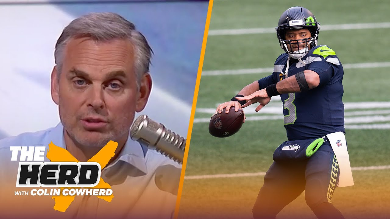 Colin Cowherd lists the 10 athletes that will shape the future of American sports | THE HERD