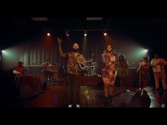 Common – Imagine ft. PJ (Live on The Today Show)