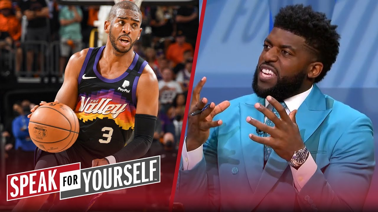 CP3 has been a huge disappointment in the Finals — Acho | NBA | SPEAK FOR YOURSELF