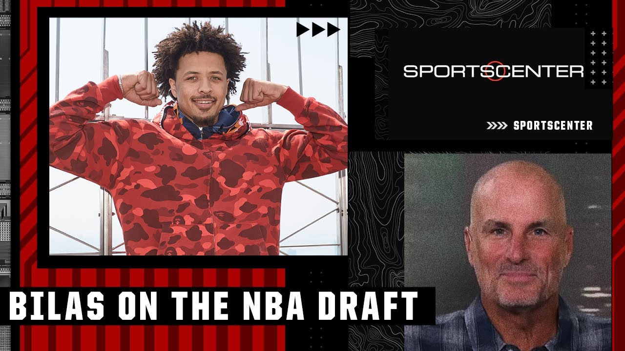 'Cunningham is the most complete player I can remember going into the draft' – Bilas | SportsCenter