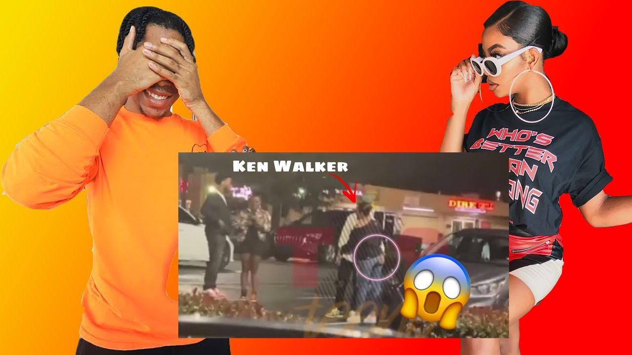 De'arra and Ken separate reactions to breaking up …