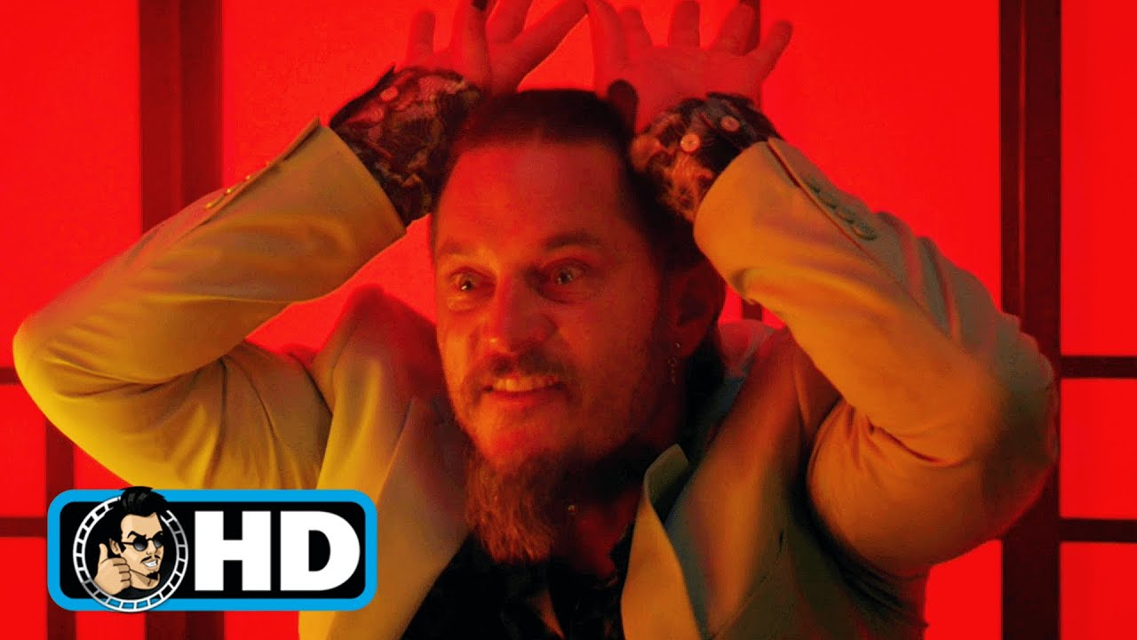 """DIE IN A GUNFIGHT Clip – """"What's It Going To Be"""" (2021) Travis Fimmel"""