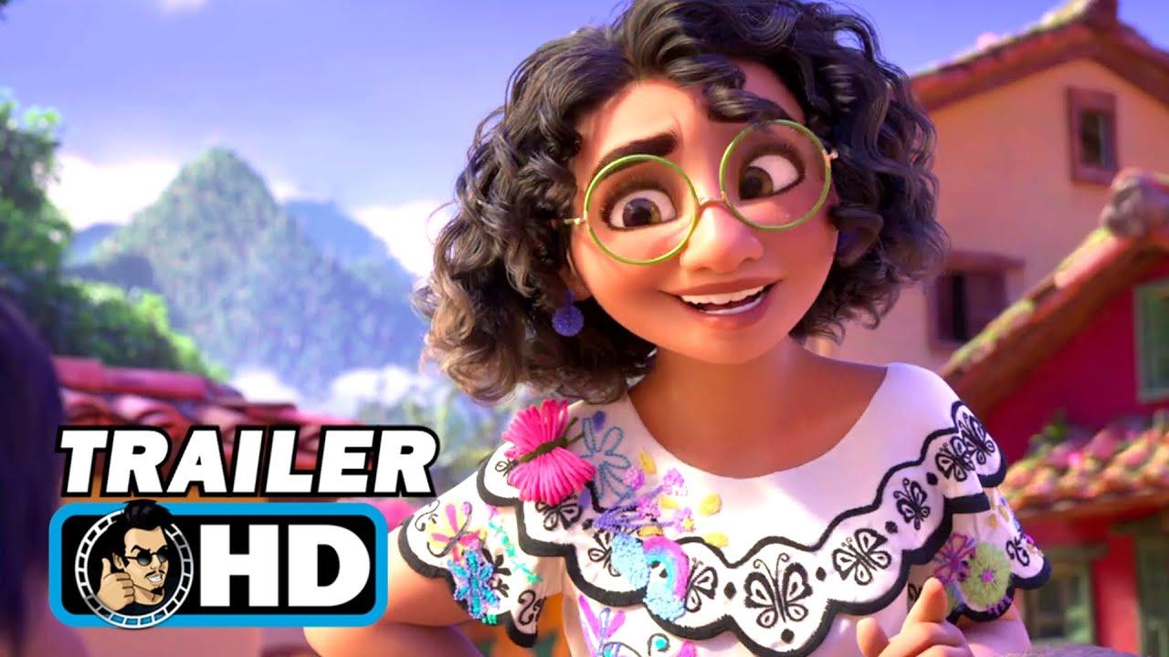 Disney's ENCANTO Trailer (2021)