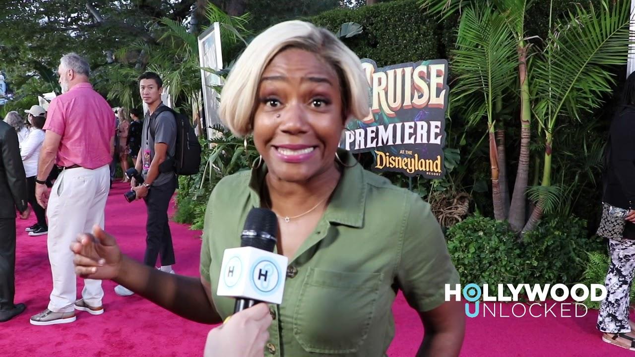 Dwayne Johnson, Emily Blunt & More Stars At Disney's Jungle Cruise World Premiere At Disneyland