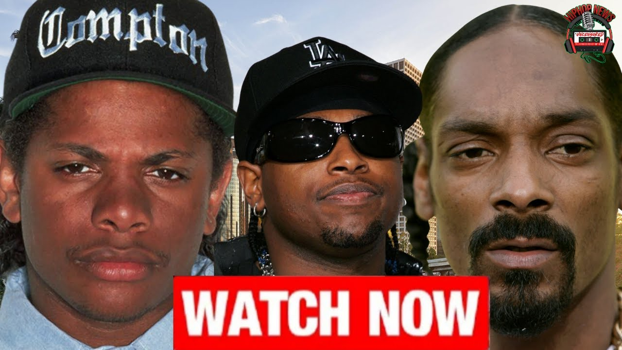 Eazy-E's Son Drops The Real About Snoop Dogg & His Dad Eazy-E's Beef!