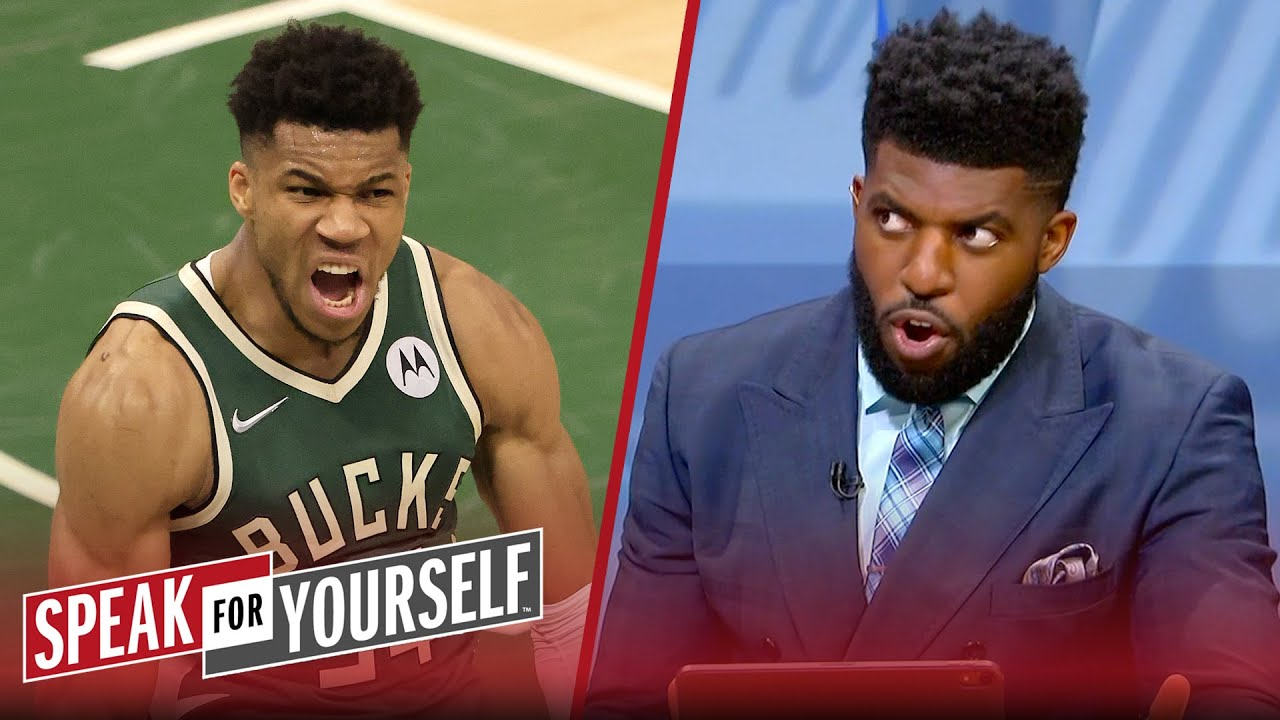 Emmanuel Acho explains why he trusts Giannis over Chris Paul in Game 4 | NBA | SPEAK FOR YOURSELF