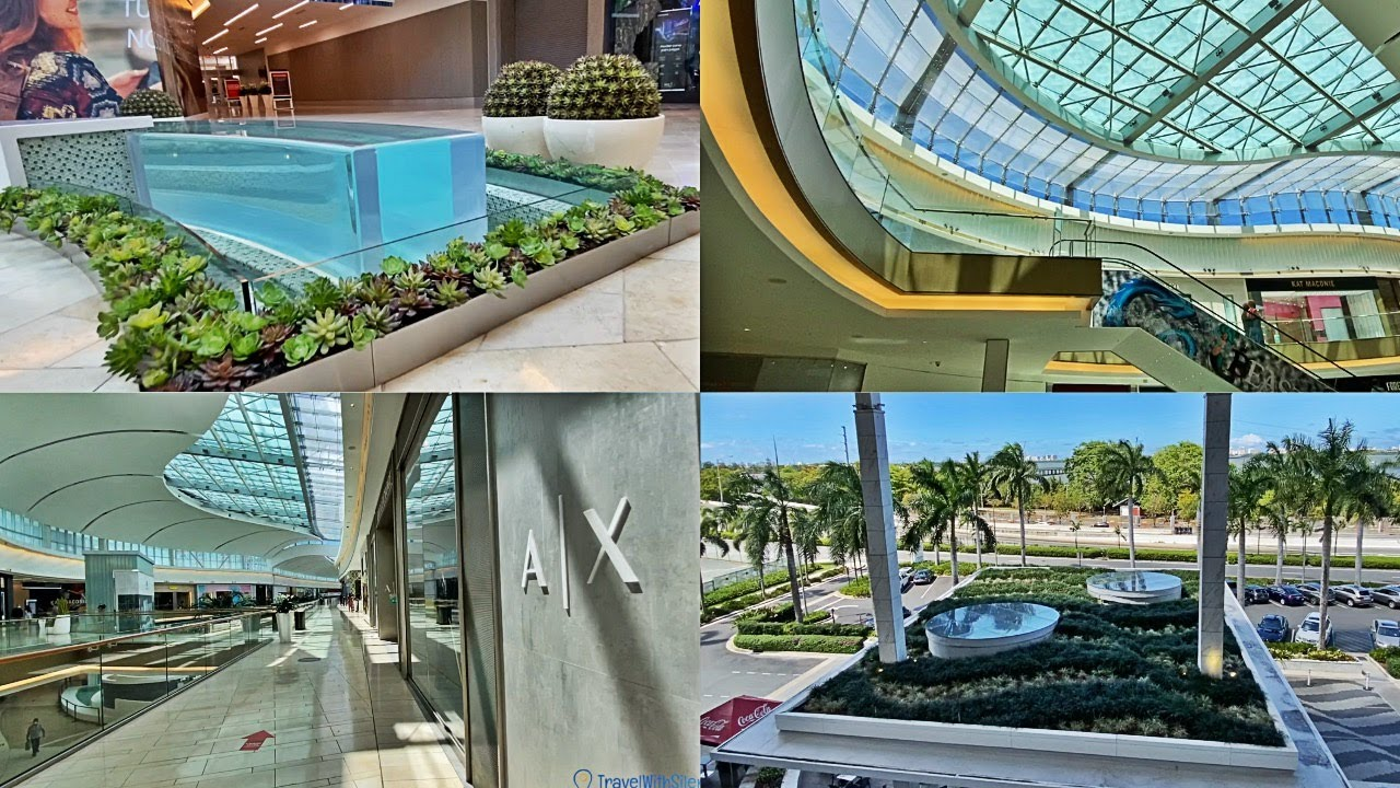 Exploring the Most Upscale Mall in San Juan, Puerto Rico!