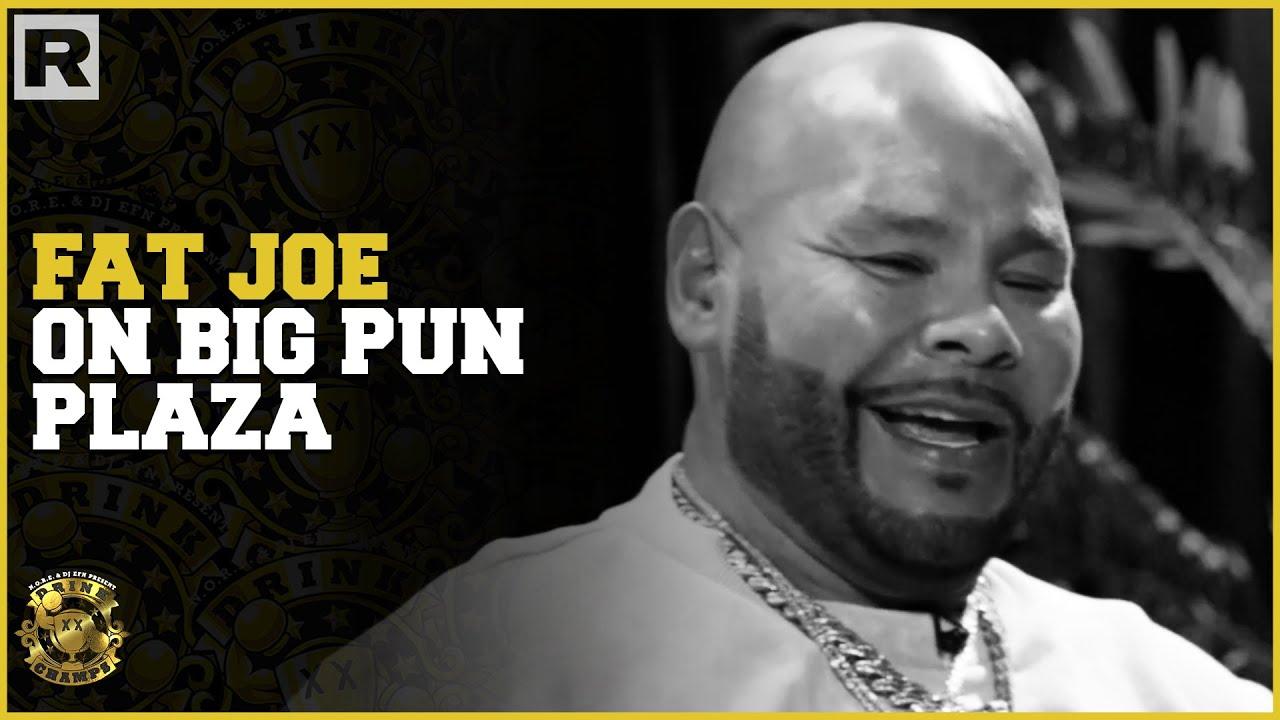 Fat Joe Talks Big Pun & The New Big Pun Plaza