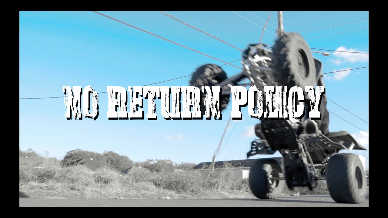 Fendi P – No Return Policy [OFFICIAL VIDEO]