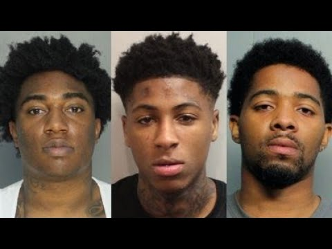 FREDO BANG ARRESTED WITH ASSOCIATE LIT YOSHI ALLEGEDLY OVER TARGETING RIVAL NBA YOUNGBOY