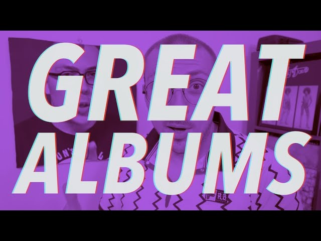 GREAT ALBUMS: April 2021
