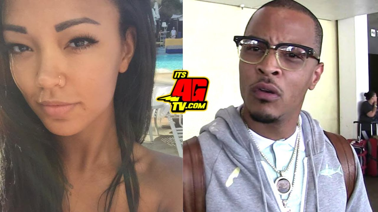 """Harley Dean Says T.I. Owes Her Money For Going to His """"Birthday Party"""""""