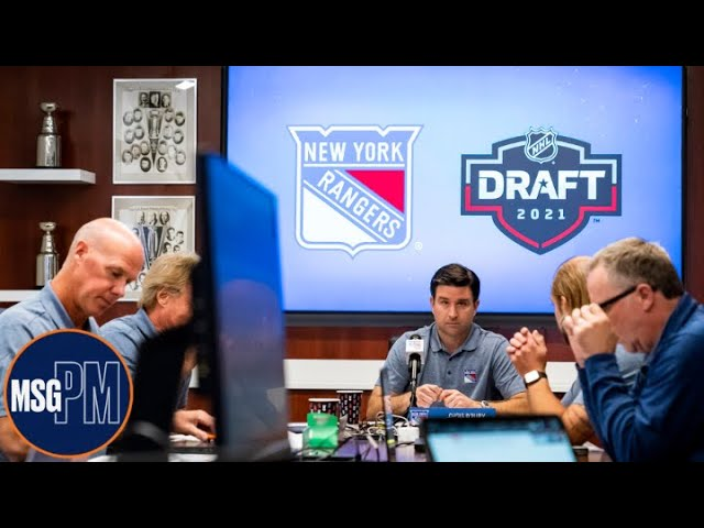 How Have New York Rangers Improved This Offseason So Far? | MSG PM