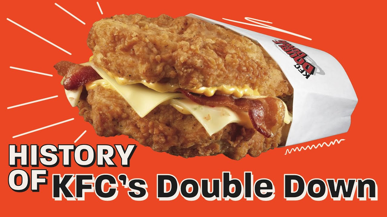 How KFC's Double Down Changed Fast Food