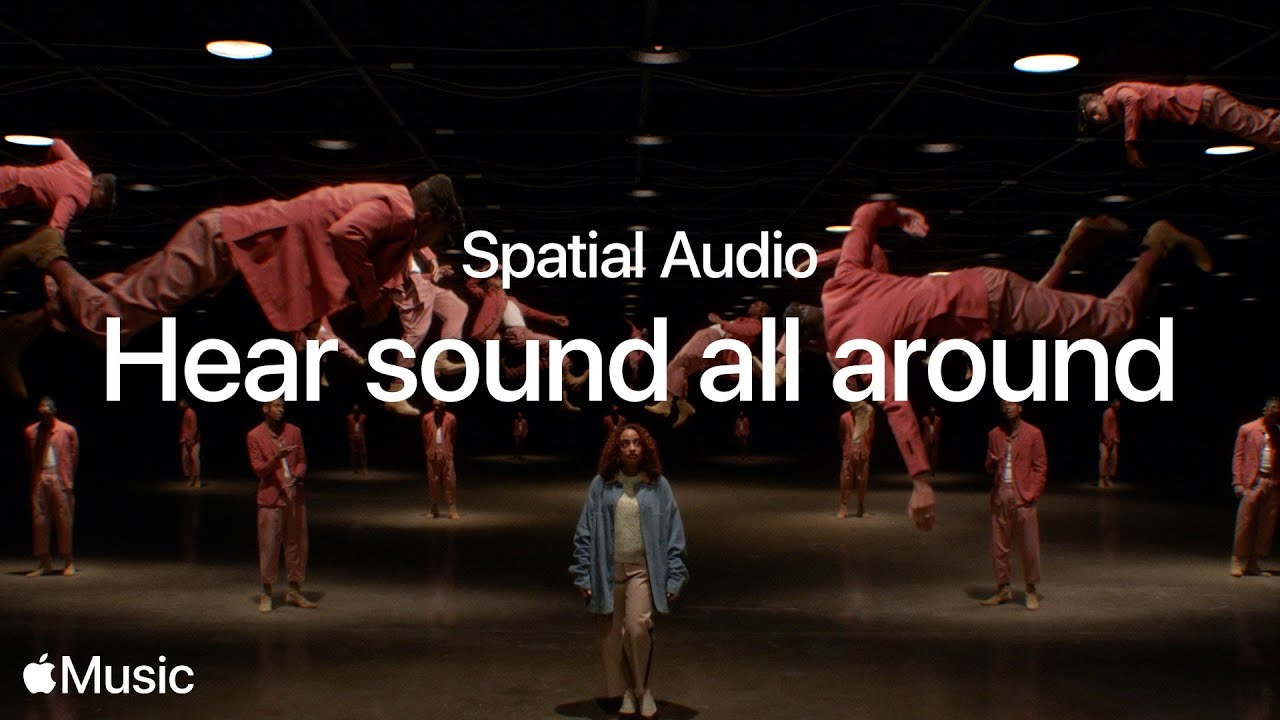 Introducing Spatial Audio on Apple Music   Beyond Stereo