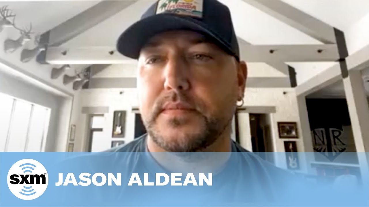 Jason Aldean Says the Media Caused Some of the Lowest Points in His Life