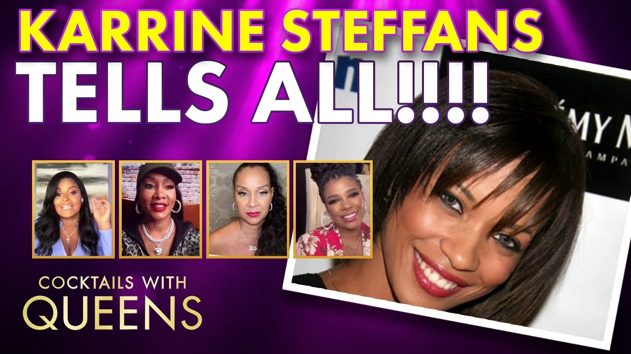 Karrine Steffans' New Book is Reveling.. | Cocktails with Queens