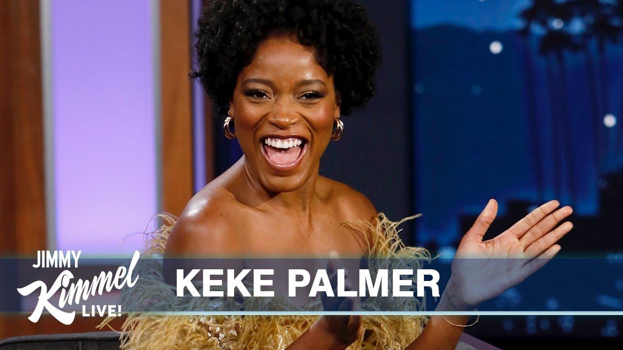 Keke Palmer on Her Mom Attacking Trolls, Emmy Nomination & Working with Jordan Peele