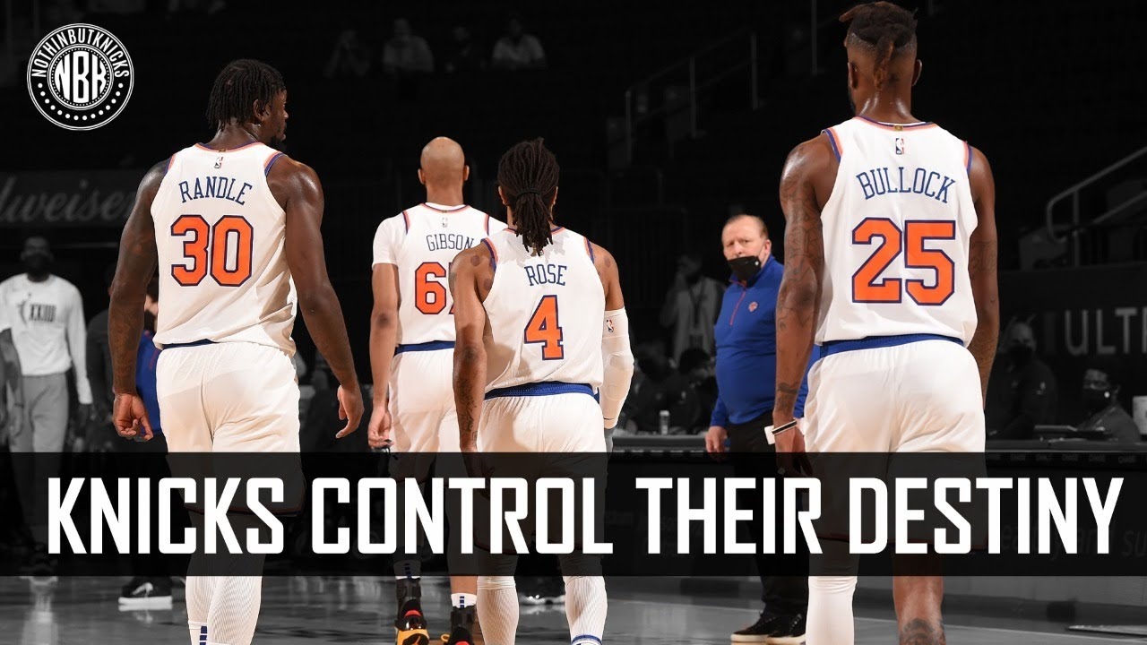 Knicks Control their Own Destiny, Clinch 4th with win vs Boston Celtics | Play-In & Playoff Updates