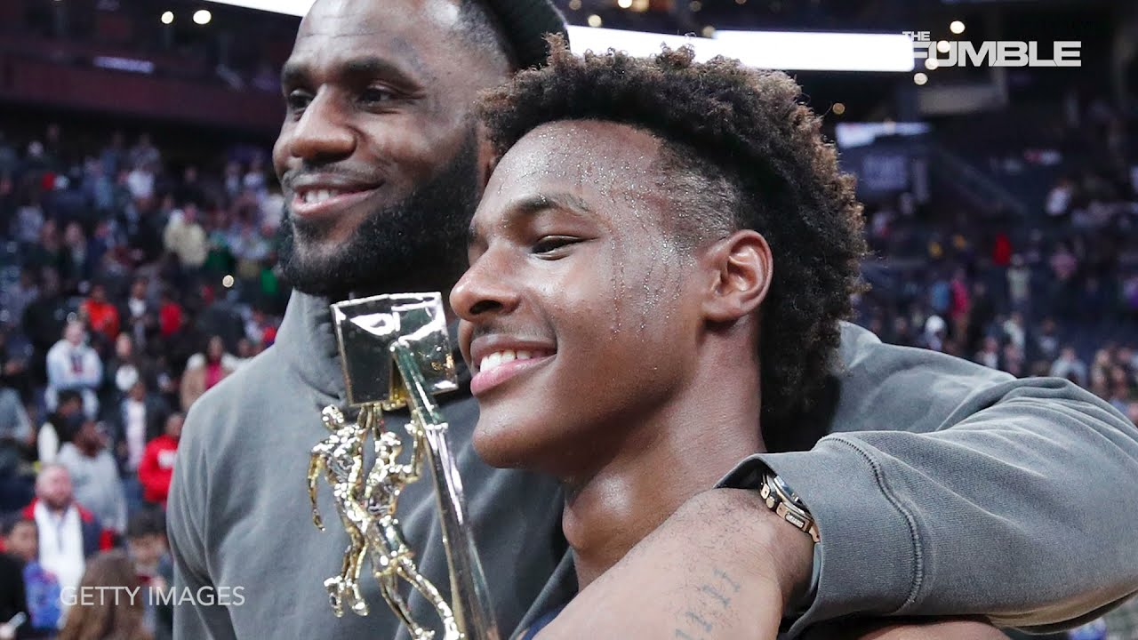 LeBron James Causes A SCENE At Bronny's Game After Announcer Makes Disrespectful Comments