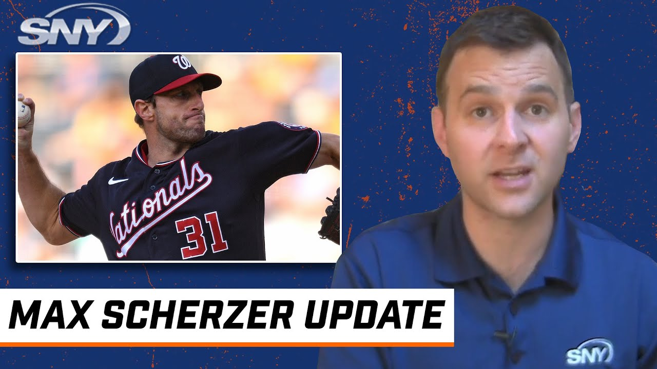 Max Scherzer and the Mets, not going to happen says Andy Martino | New York Mets | SNY