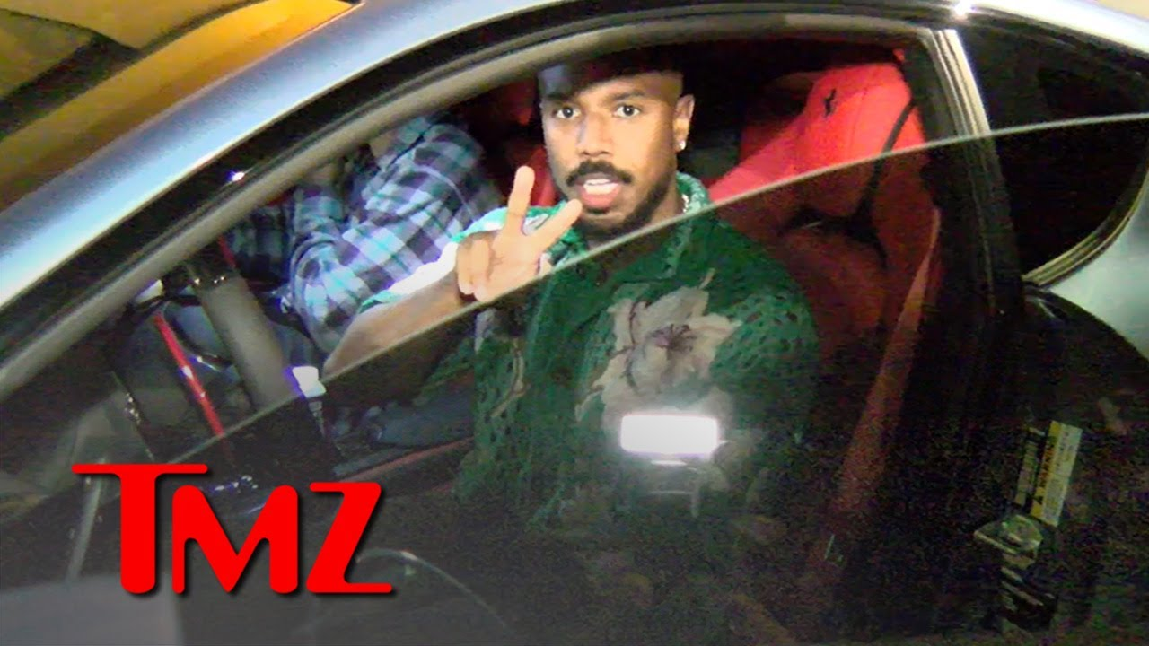 Michael B. Jordan Responds to Denzel Comparison, Plays Humble   TMZ