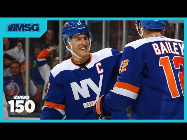 New York Islanders Captain Anders Lee Talks Playoffs, Dad Life, Workouts and More | MSG 150